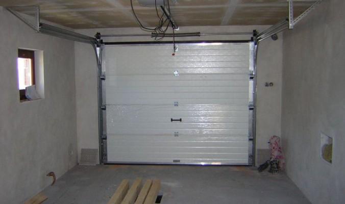 Sekční garážová vrata THERMO