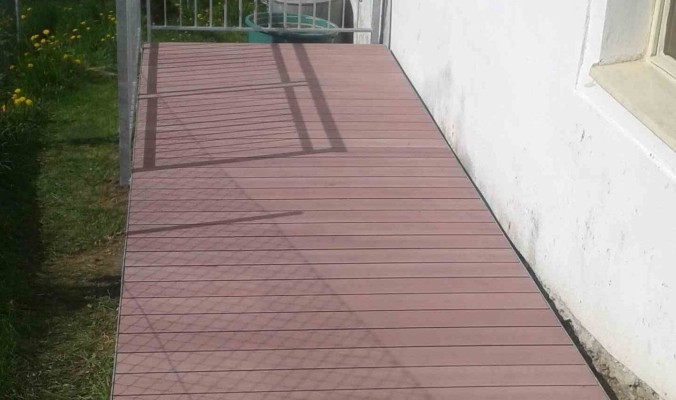Plastové podlahy